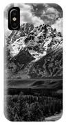 Snake River Overlook IPhone Case