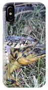 Snake With Legs IPhone Case