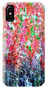 Snapdragons Poster IPhone Case
