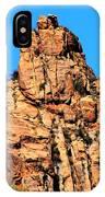 Snoopy Rock - Sabino Canyon Tucson Arizona  IPhone Case