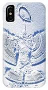 Snow Angel IPhone Case