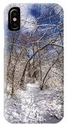 Snow Arches IPhone Case