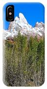 Snow-capped IPhone Case