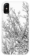 Snow Cover IPhone Case