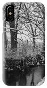 Snow Creek Woods IPhone Case