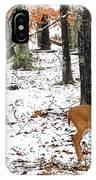 Snow Doe's 1 IPhone Case