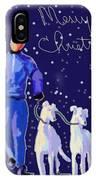 Snow Greys IPhone Case