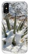 Snow Spines IPhone Case