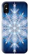 Snowflake - 2013 - A IPhone X Case