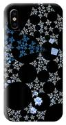 Snowflakes By Jammer IPhone Case