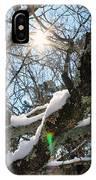 Snowglow IPhone Case