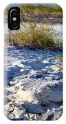 Snowy Beach IPhone Case