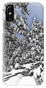 Snowy Dreams  IPhone Case