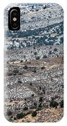 Snowy Foothills IPhone Case
