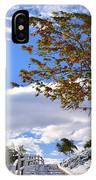 Snowy Lake Elsinore IPhone Case