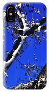 Snowy Limbs 14051 IPhone Case