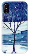 Snowy Moment IPhone Case