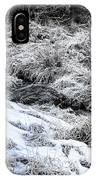 Snowy Mountain Stream V2 IPhone Case