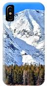 Snowy Ridge IPhone Case