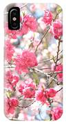 Soft Colors Of Spring IPhone Case
