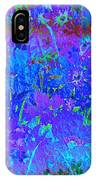 Soft Pastel Floral Abstract IPhone Case