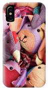 Soft Toys 02 IPhone Case