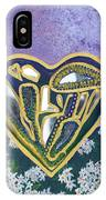 Softened Heart Best Reflections Energy Collection IPhone Case