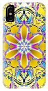 Solar Sunstar IPhone Case