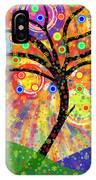 Solar Tree IPhone Case