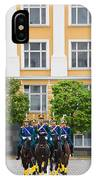 Soldiers Of The Presidential Regimental IPhone Case
