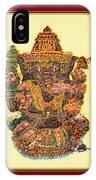 Solitaire Vinayak IPhone Case