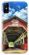Somerset Pa Glessner Bridge IPhone Case