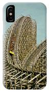 Son Of Beast Roller Coaster IPhone Case