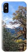 Song Of A Desert Morning IPhone Case