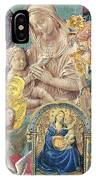 Song Of Angels II IPhone Case