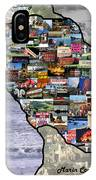 Sonoma County Collage IPhone Case