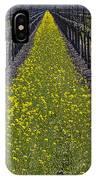 Sonoma Mustard Grass IPhone Case