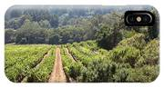 Sonoma Vineyards In The Sonoma California Wine Country 5d24518 IPhone Case