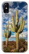 Sonoran Desert Beauty IPhone Case