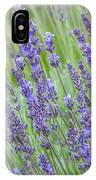Soothing Lavender IPhone Case