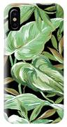 Soothing Tropics IPhone Case