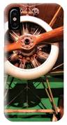 Sopwith Camel Airplane IPhone Case
