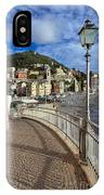 Sori - Sea And Promenade IPhone Case