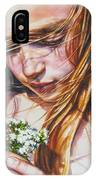 Soul Blossoms IPhone Case