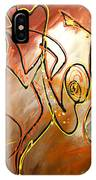 Soul Jazz 2 IPhone Case