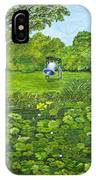 Sound Of Nature By Kevin Davis IPhone Case