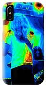 Soundcheck #11 Enhanced Cosmicolors 1 Crop 2 IPhone Case