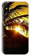 Sour Sunset IPhone Case