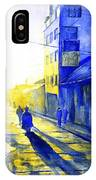 South American Sunrise IPhone Case