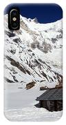 South Annapurna Base Camp - Nepal 05 IPhone Case
